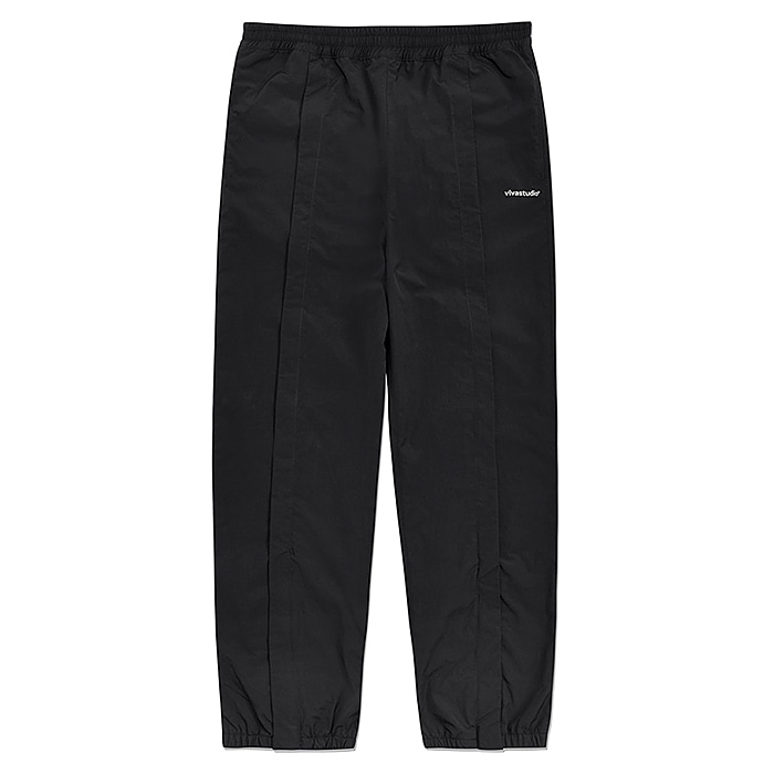 비바스튜디오 바지 NYLON TRACK PANTS IA-BLACK