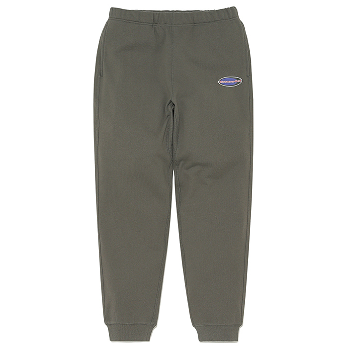 디스이즈네버댓 바지 NEW SPORT SWEATPANT-DARK OLIVE