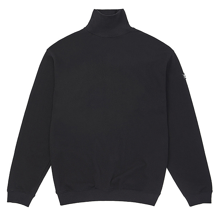 미스치프 터틀넥 MSCHF TURTLENECK SWEATER-BLACK