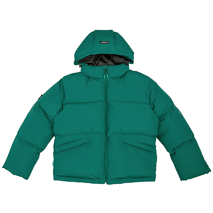 87MM 엠엠엘지 패딩 8020 PADDING JUMPER-GREEN